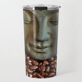 Coffee Buddha 3 Travel Mug