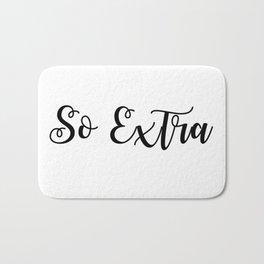 So Extra Bath Mat