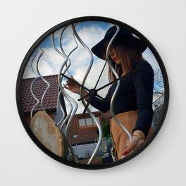 LARA LAY - Fashion Sculptured Wall Clock