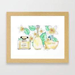 Perfumes Series 2 Framed Art Print