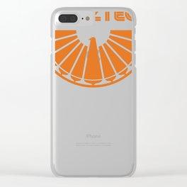 LA Aztecs Clear iPhone Case