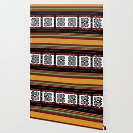 African Akan Adinkra Dwennimmen Wallpaper