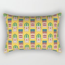Day 09/25 Advent - Nut Crackin' Army Rectangular Pillow
