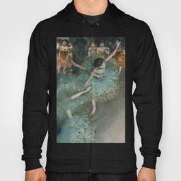 Swaying Dancer - Edgar Degas Hoody