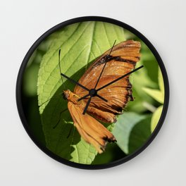 Flambeau Wall Clock