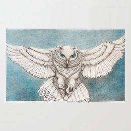 Smoke Owl Rug