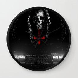 Vodou Book Cover Concept Art Wall Clock