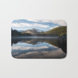 Bear Lake - Rocky Mountain National Park Bath Mat