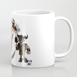Hungry Hookfang Coffee Mug