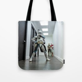 Rexin Power Stance Tote Bag