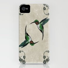 The Humming birds iPhone (4, 4s) Slim Case