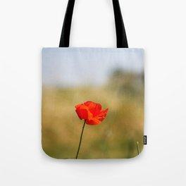 Poppy n.2 Tote Bag
