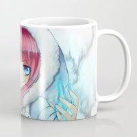 league Mugs featuring League of legends Annie by Rikku Hanari