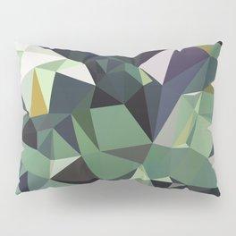 Martinique Low Poly Pillow Sham