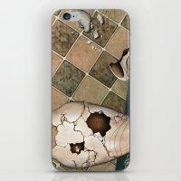 broken iPhone & iPod Skins featuring broken by Andreas Derebucha