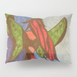 Rose Garden at Twilight Pillow Sham