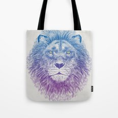 Face of a Lion Tote Bag