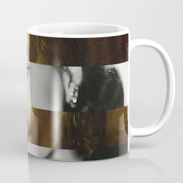 Leonardo Da Vinci's Madonna from The Virgin of the Rocks & Vivien Leigh Coffee Mug