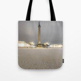 Sankt Petersburg Schlossplatz Tote Bag
