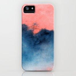 sky paint series II iPhone Case