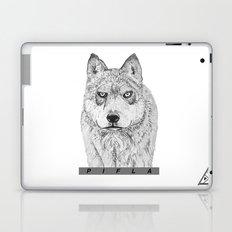 Wolfy Laptop & iPad Skin