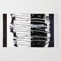 camouflage Area & Throw Rugs featuring Camouflage by RvHART