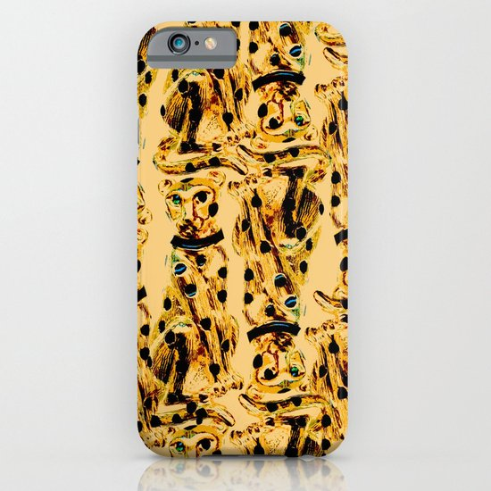 Panthers. iPhone & iPod Case