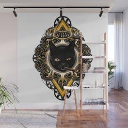 Gato de Gueto Wall Mural