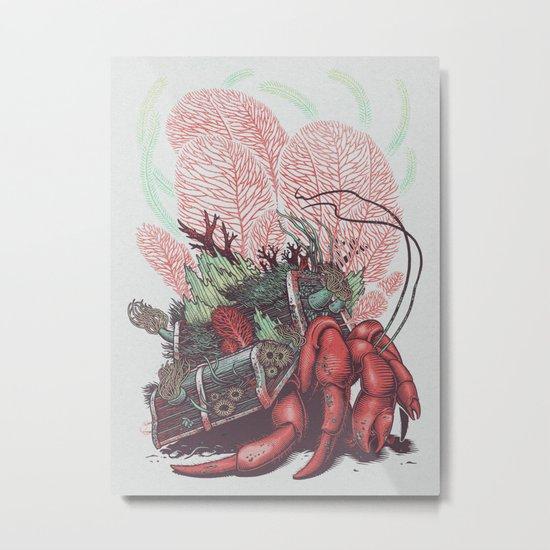 Hermit Metal Print
