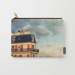 Shadow Of Sacre Coeur Carry-All Pouch
