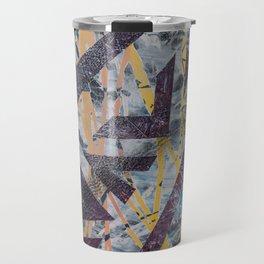 Abstract #60 Travel Mug