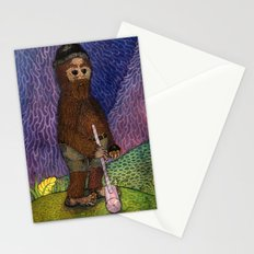 Croquet Stationery Cards