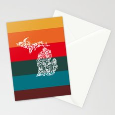 Michigan Colors Stationery Cards