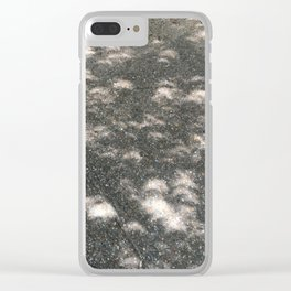 Little Eclipses Clear iPhone Case