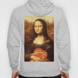 Mona Lisa Loves Valentine's Candy Hoody