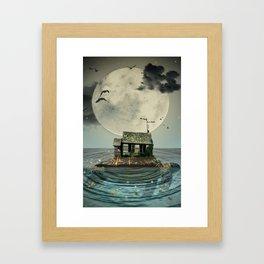 Tortue Framed Art Print