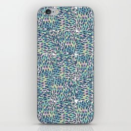 Color weave iPhone Skin
