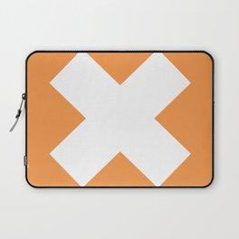 X WHITE Laptop Sleeve
