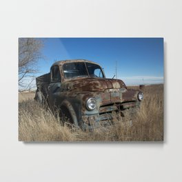 Major Farm 4 Metal Print