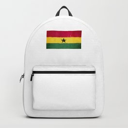 Ghana Flag design | Ghanaian design Backpack