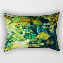 Vida Verde Rectangular Pillow