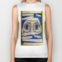 the great gatsby Biker Tanks featuring Gatsby by Jstone14