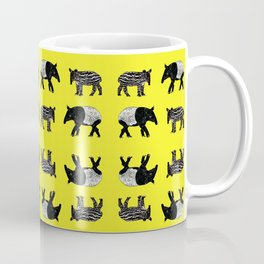 Dance of the Tapirs  Coffee Mug