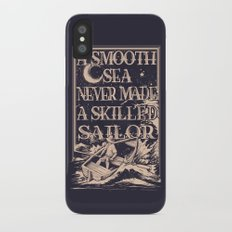 A Smooth Sea Slim Case iPhone X