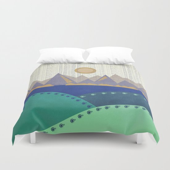 Textures/Abstract 130 Duvet Cover