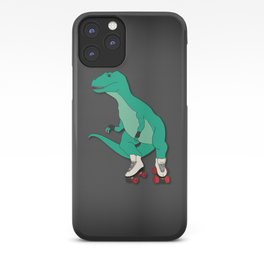 Tyrollersaurus Rex iPhone Case