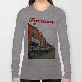 Dawson's Bar & Grill Long Sleeve T-shirt