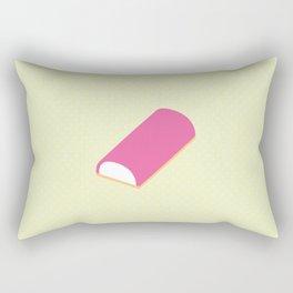 Kamaboko (not sliced) Rectangular Pillow