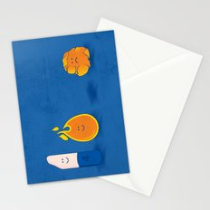 Four is the magic number! Stationery Cards