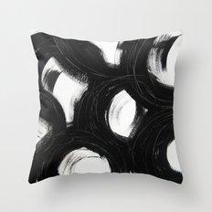 No. 21 Throw Pillow